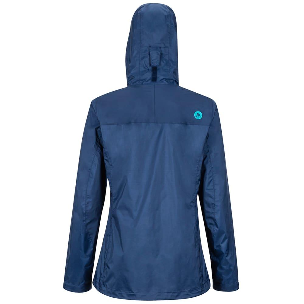 MARMOT Women's Precip Eco Jacket - 2975 ARCTIC NAVY