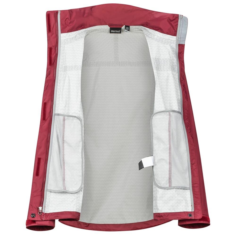 MARMOT Women's Precip Eco Jacket - CLARET 6125