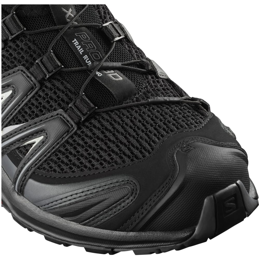 SALOMON Men's XA Pro 3D Trail Running Shoes - BLACK