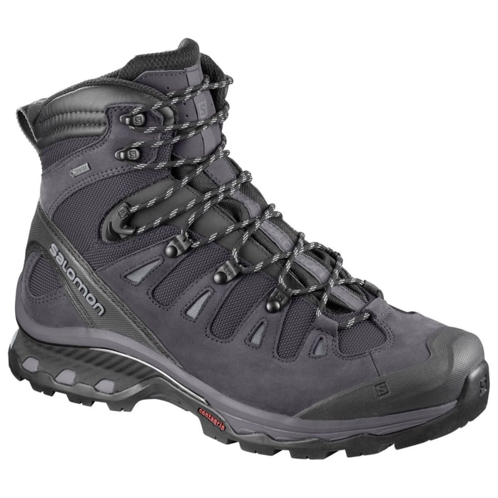SALOMON Men's Quest 4D 3 GTX Backpacking Boots - PHANTOM/BLK