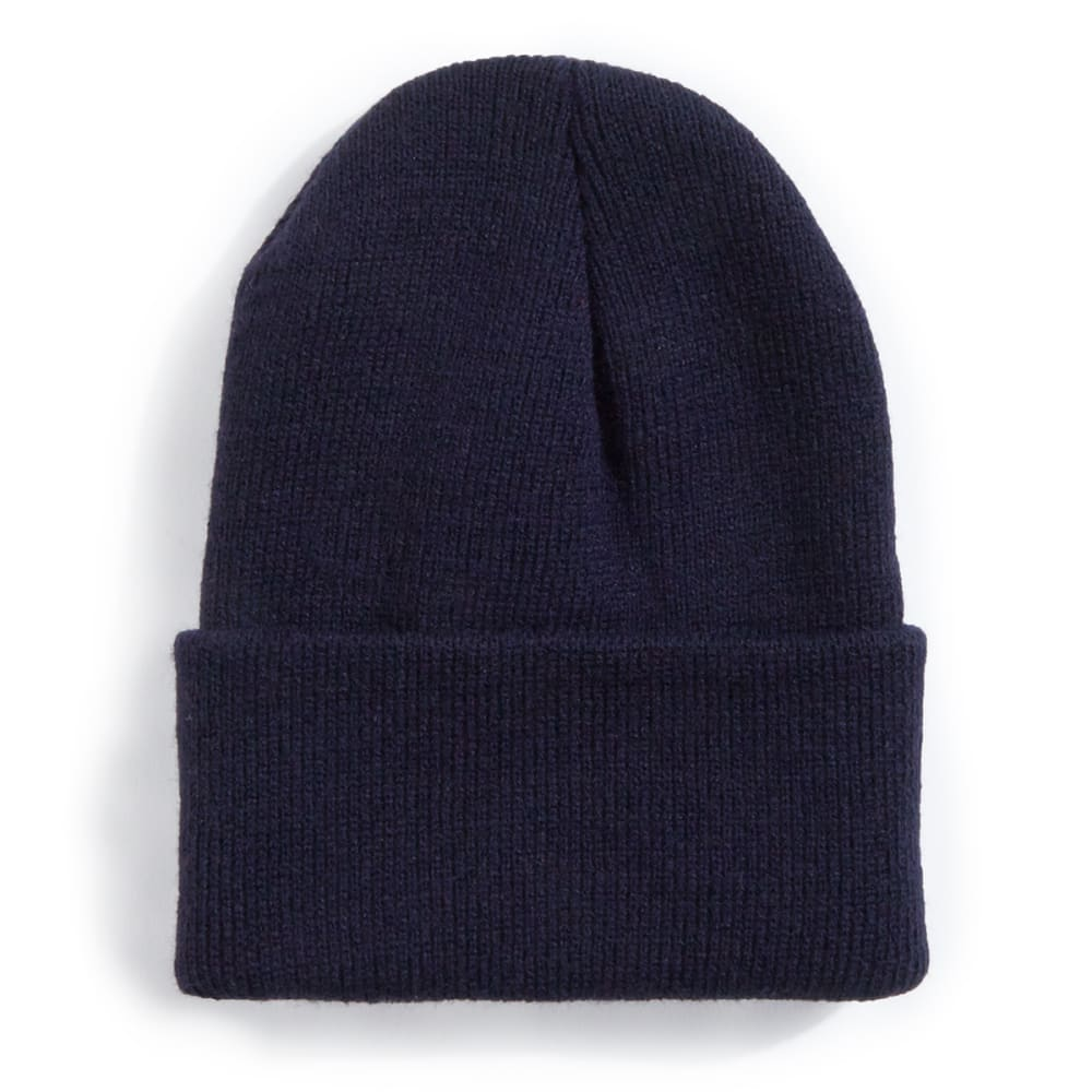 ARTEX Boys' Superstretch Cuff Knit Hat - NAVY