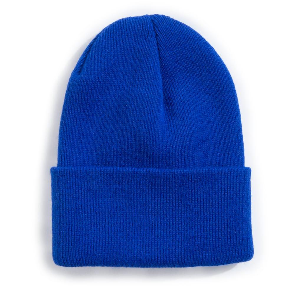 ARTEX Boys' Superstretch Cuff Knit Hat - ROYAL BLUE