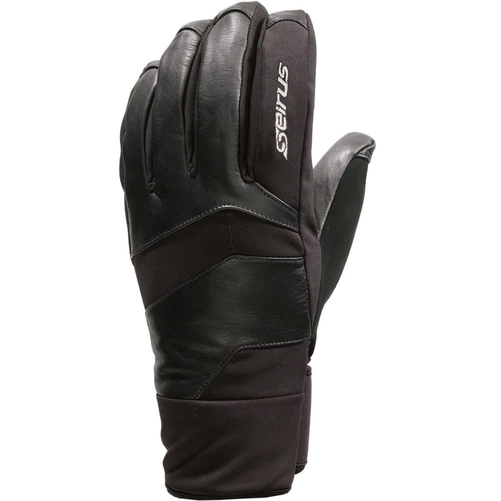 SEIRUS Men's Xtreme All Weather Edge Gloves - BLACK