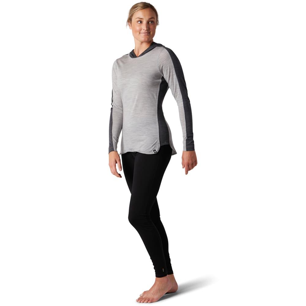 SMARTWOOL Women's Merino 150 Hoodie - 545-GREY