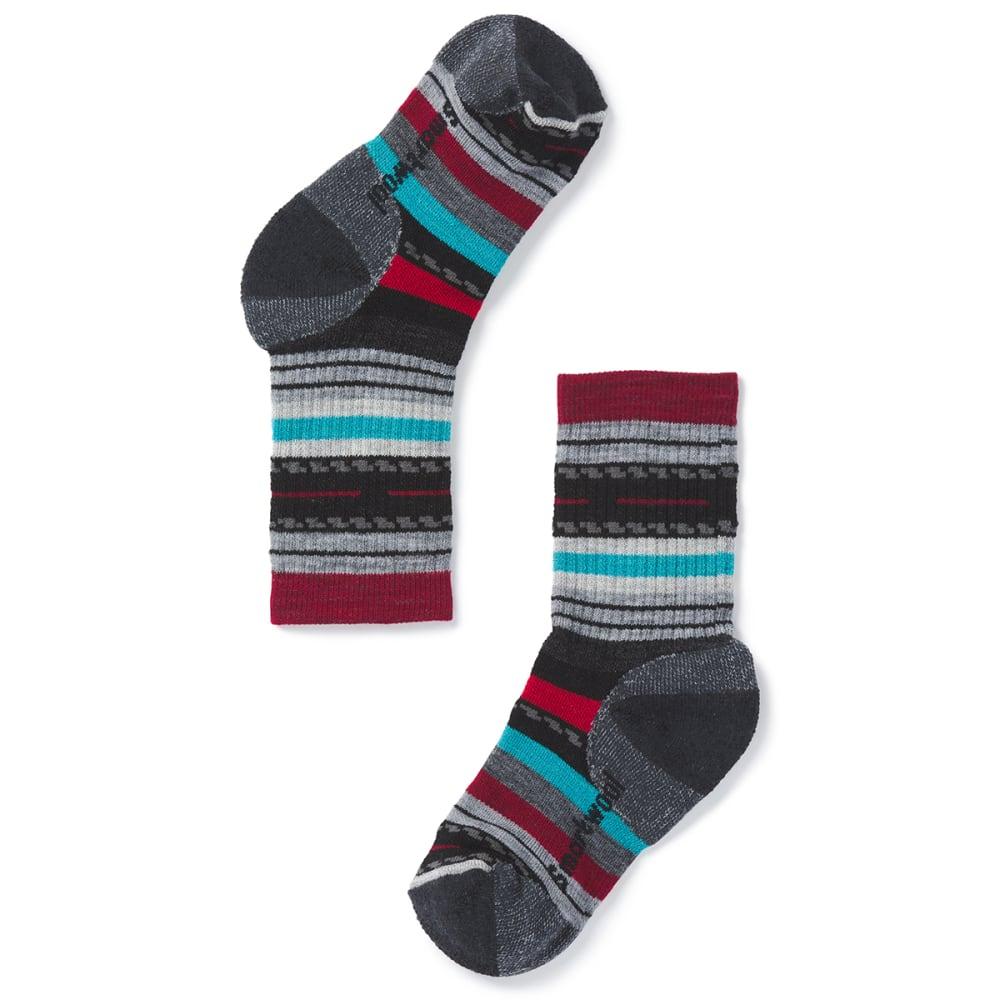 SMARTWOOL Kids' Hike Medium Margarita Crew Socks M