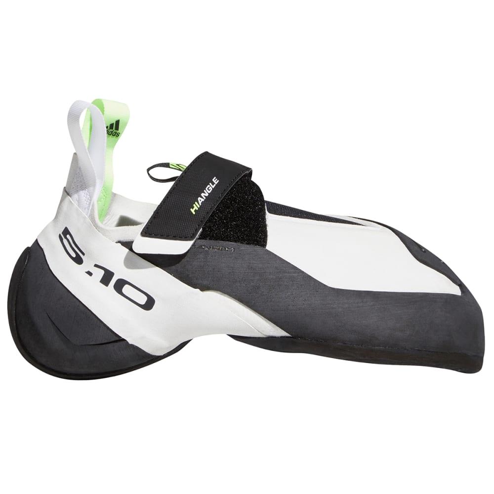 ADIDAS Men's Five Ten Hiangle Climbing Shoe - WHITE/BLACK/SIGNAL
