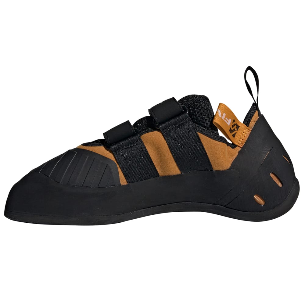 ADIDAS Men's Five Ten Anasazi Pro Climbing Shoe - SPICE ORANGE/BLACK