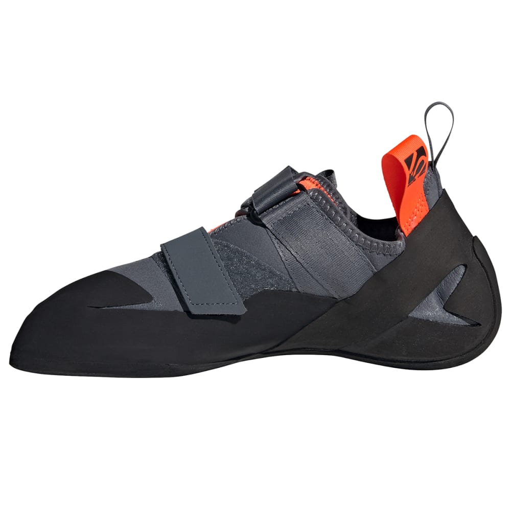 ADIDAS Men's Five Ten Kirigami Climbing Shoe - ONIX/BLACK/SOLAR RED