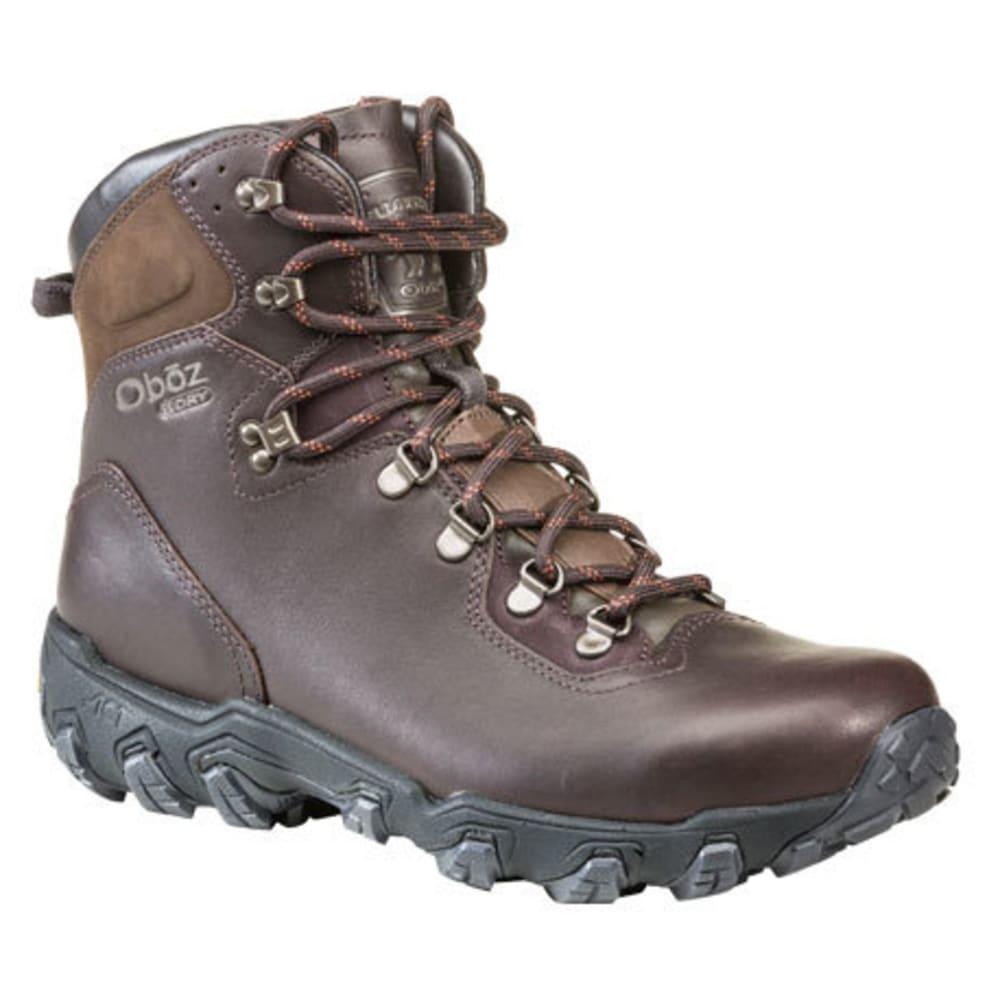 OBOZ Men's Yellowstone Premium Mid B-DRY Hiking Boots 9