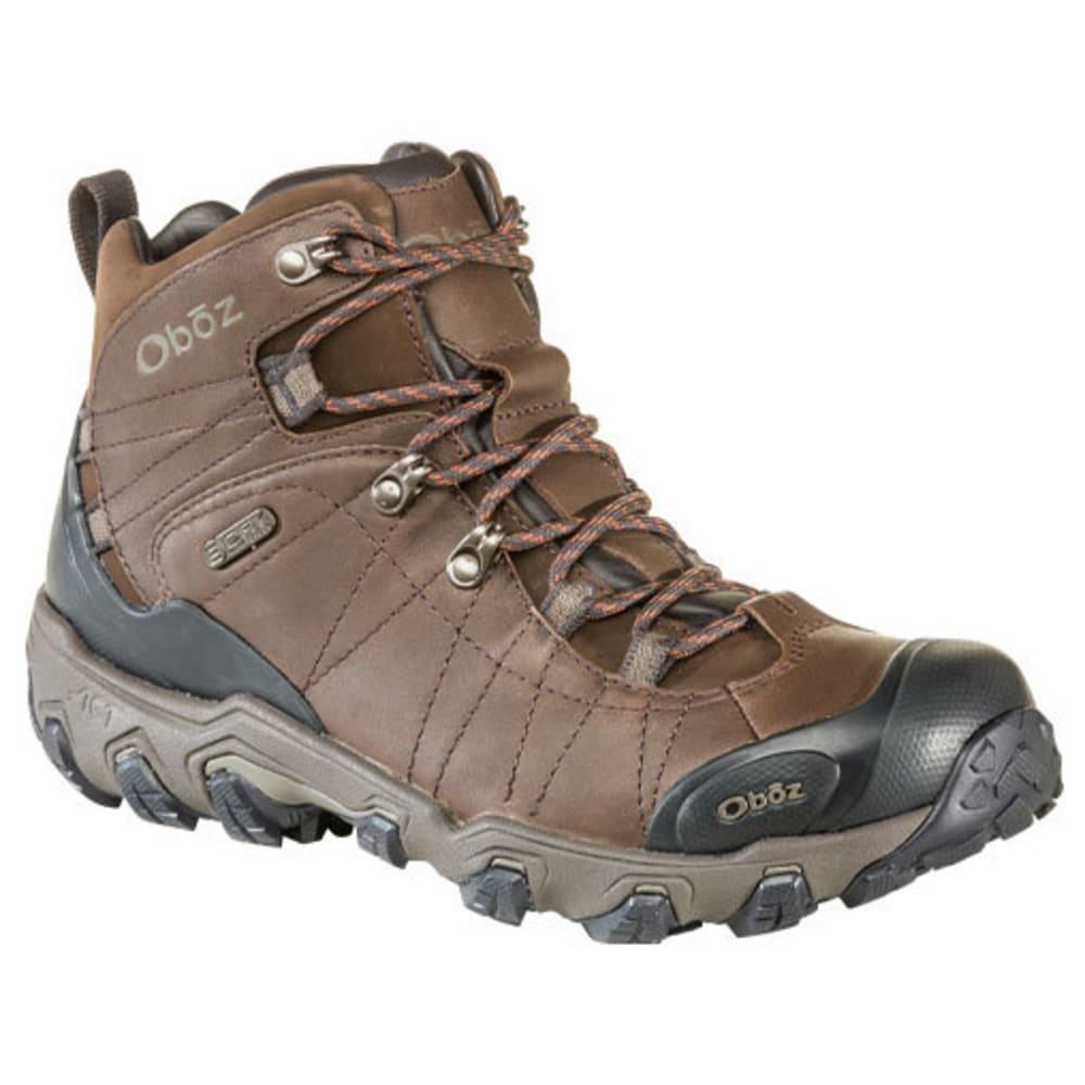 OBOZ Men's Premium Bridger Mid B-Dry Hiking Boots 8