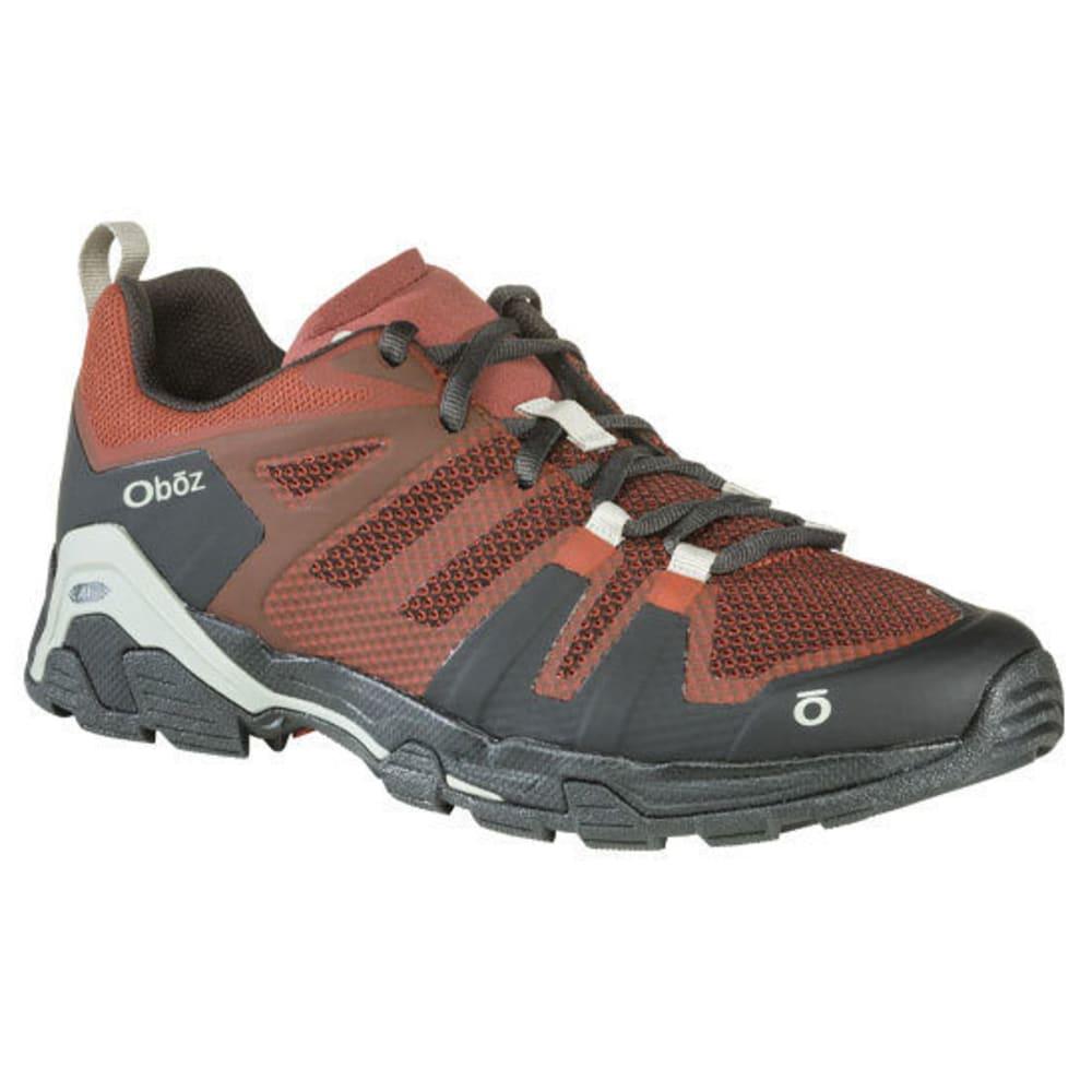OBOZ Men's Arete Low Hiking Shoe - RUST