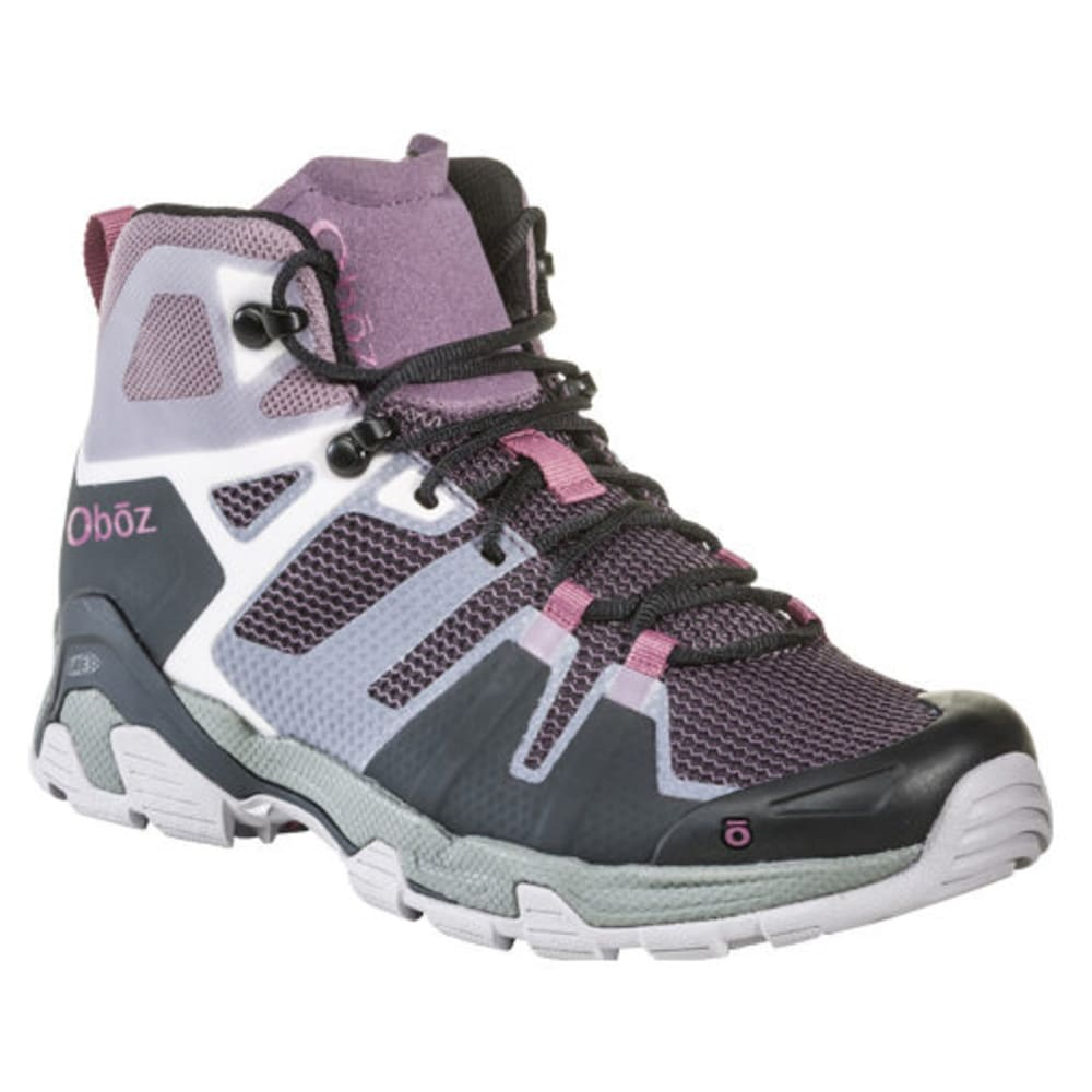 OBOZ Women's Arete Mid Hiking Boot 6