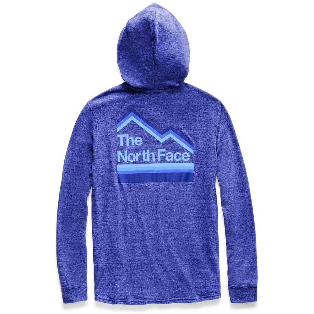 THE NORTH FACE Men's Gradient Sunset Full-Zip Hoodie - 9PU AZTEC BLUE HEATH