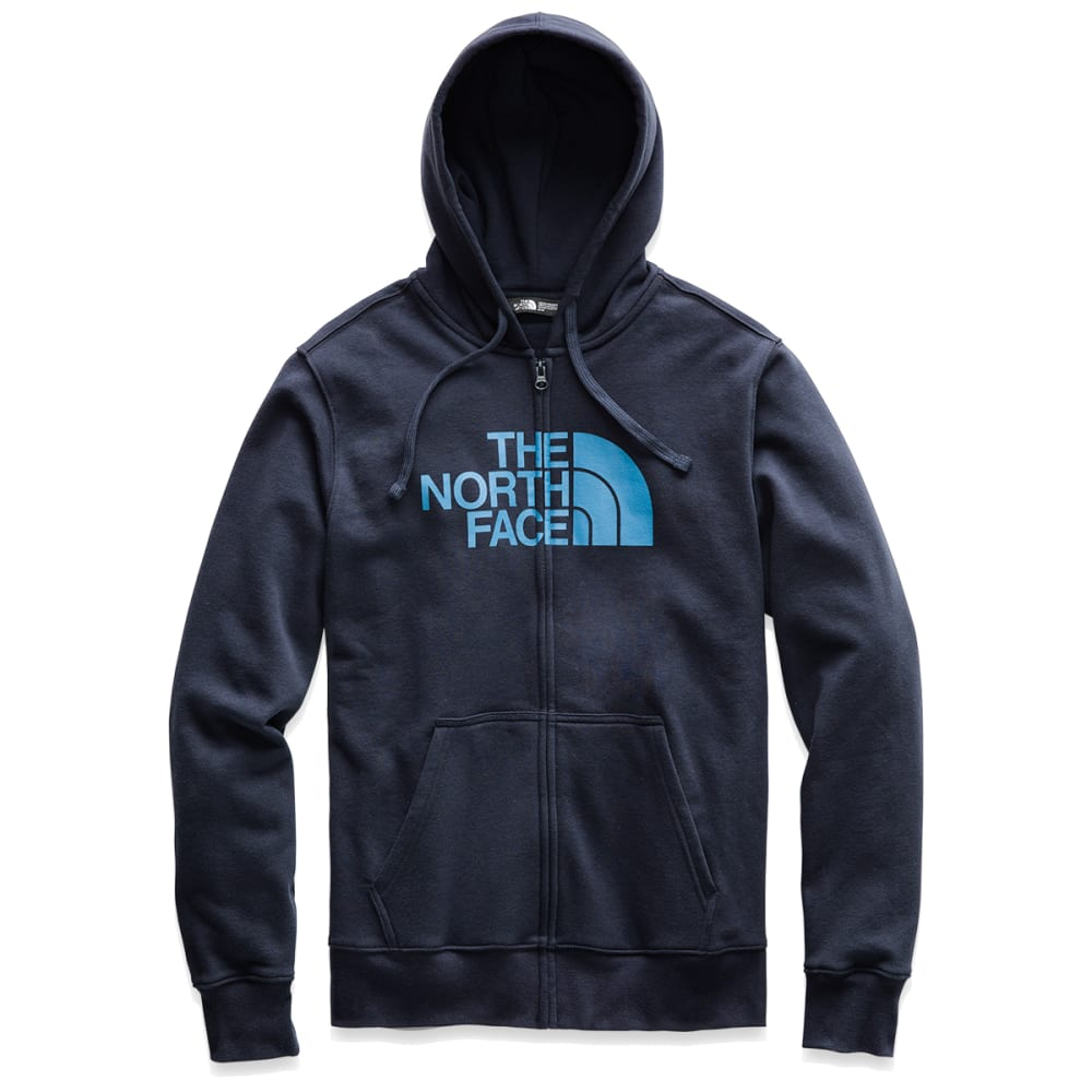 THE NORTH FACE Men's Half Dome Full-Zip Hoodie - 9NK URBNVY STORM