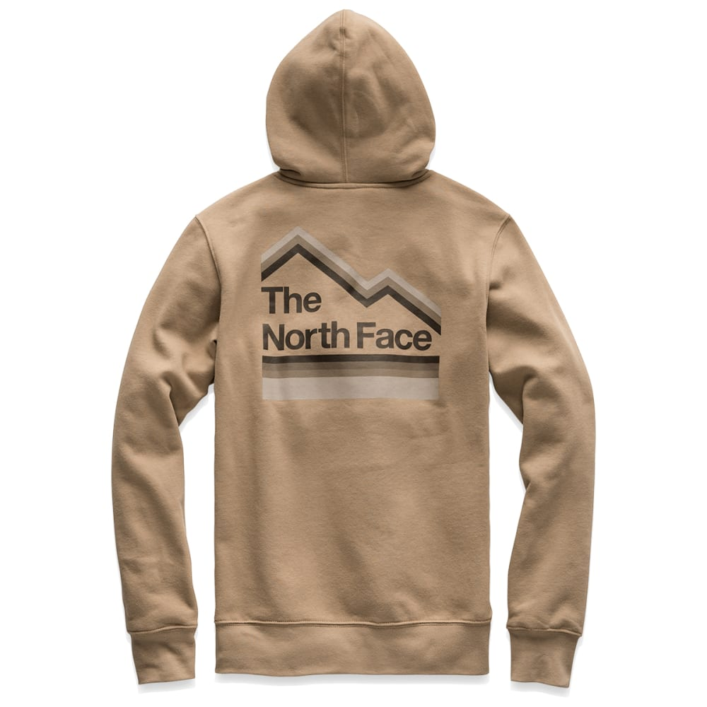 THE NORTH FACE Men's To The Max Pullover Hoodie - PLX KELP TAN