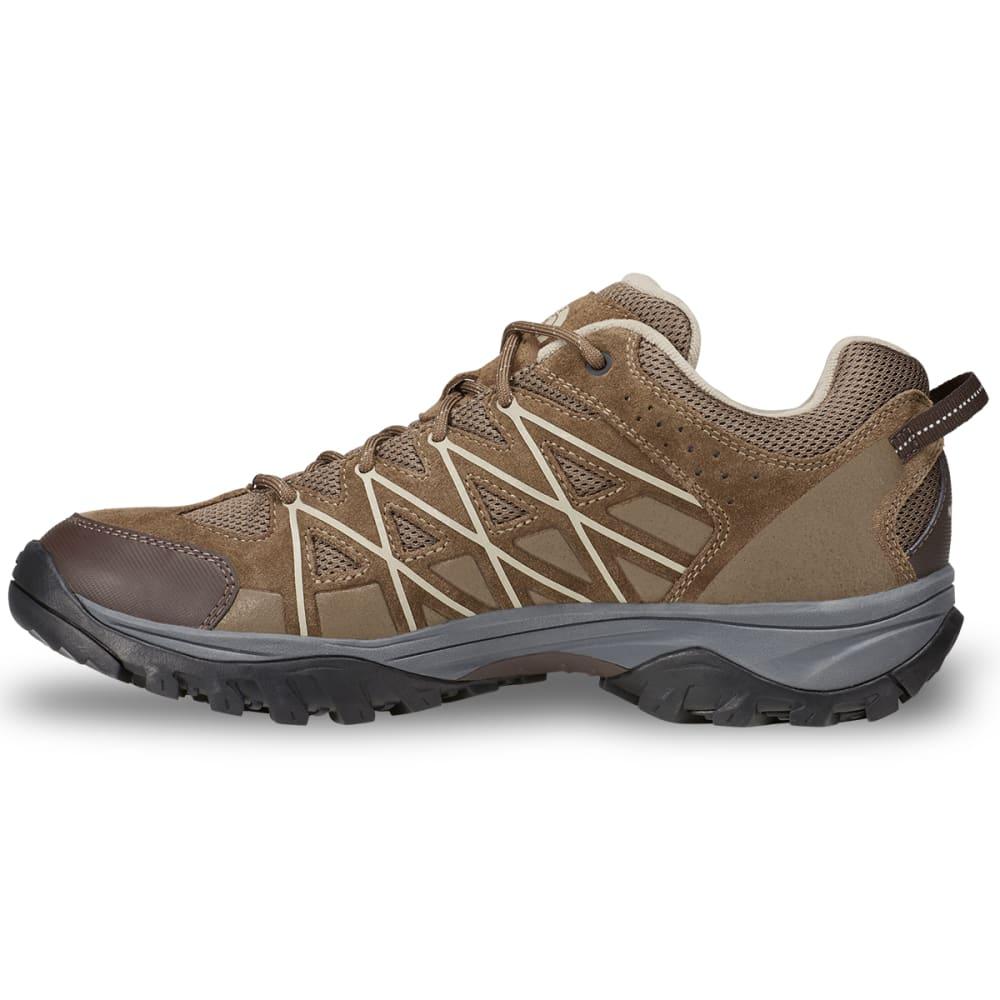 THE NORTH FACE Men's Storm 3 Low Waterproof Hiking Boots - WEIMARANER BRN