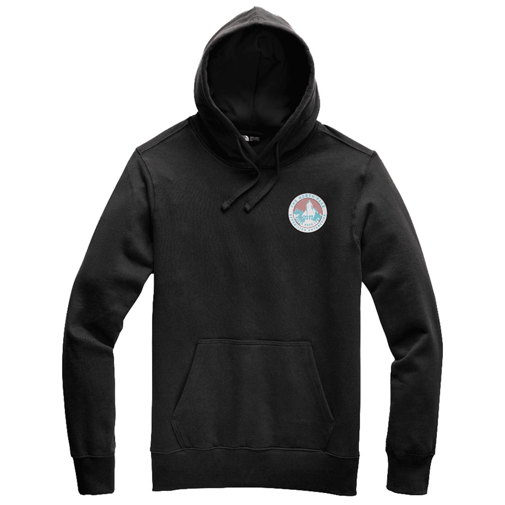 THE NORTH FACE Women's Antarctica Pullover Hoodie - JK3-TNF BLACK