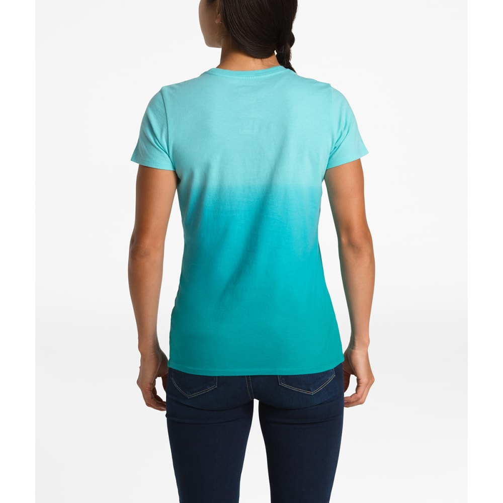 THE NORTH FACE Women's Well Loved Short-Sleeve Tee - 9MT-MNTBL/IONBL