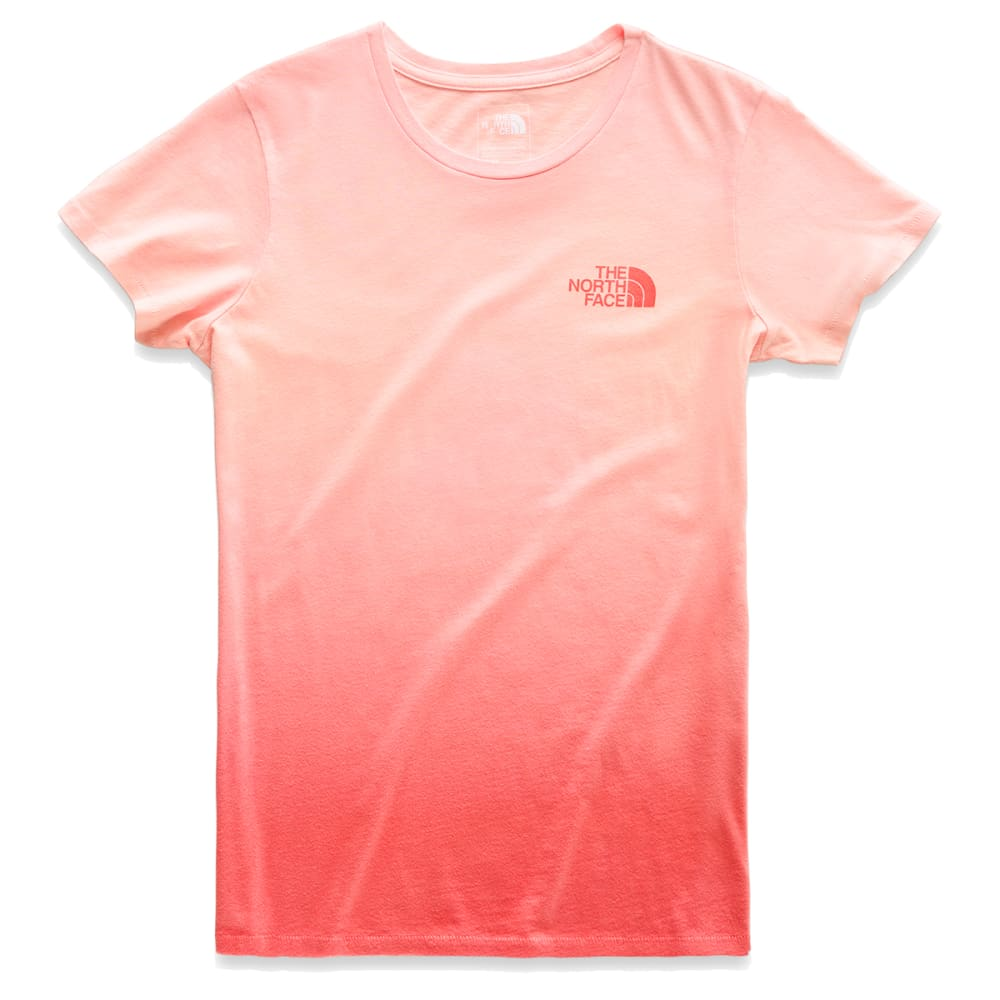 THE NORTH FACE Women's Well Loved Short-Sleeve Tee L
