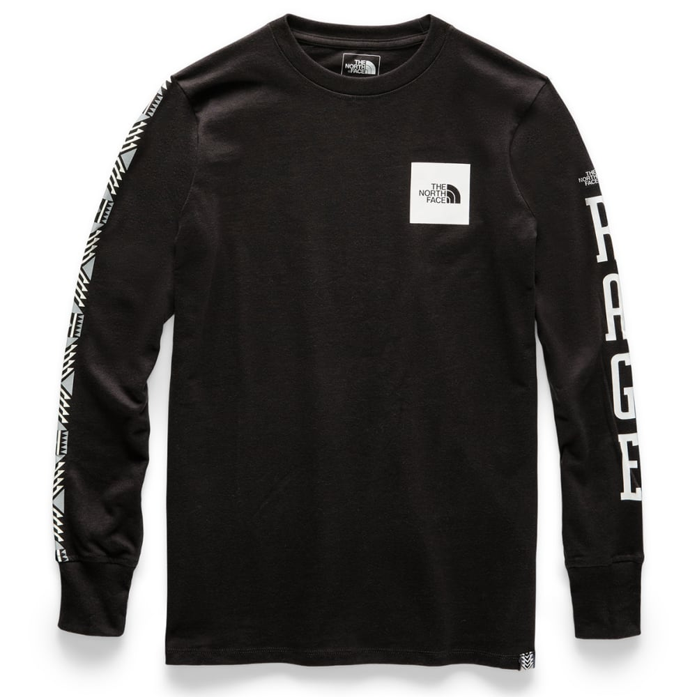 THE NORTH FACE Women's Long-sleeve Heavyweight Tee - JK3-TNFBLK