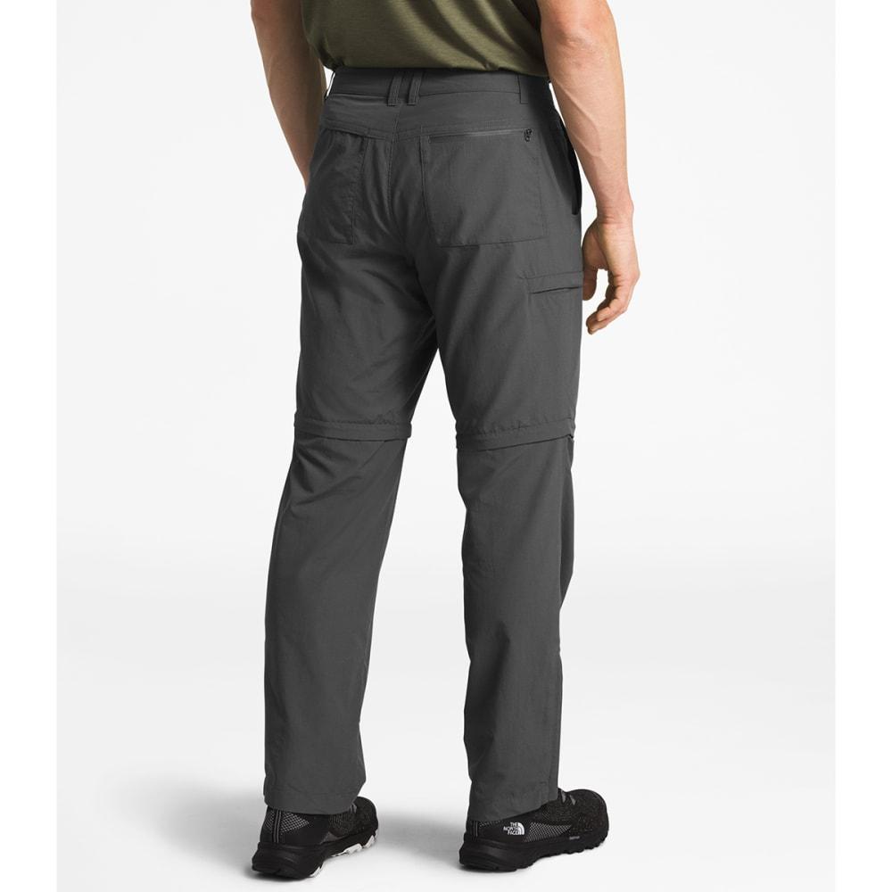 THE NORTH FACE Men's Horizon Convertible Pants - 0C5-ASPHAT GRY