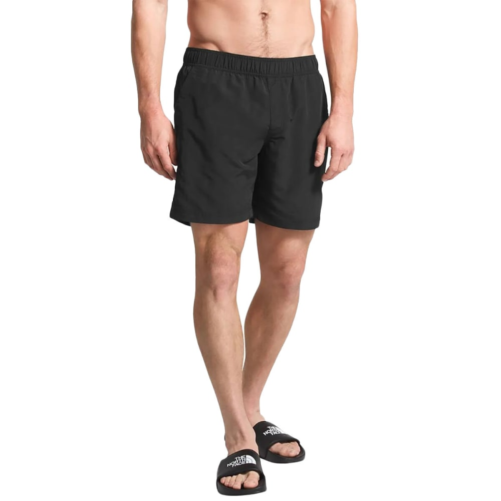THE NORTH FACE Men's Class V Pull-On Trunks - JK3-TNFBLK