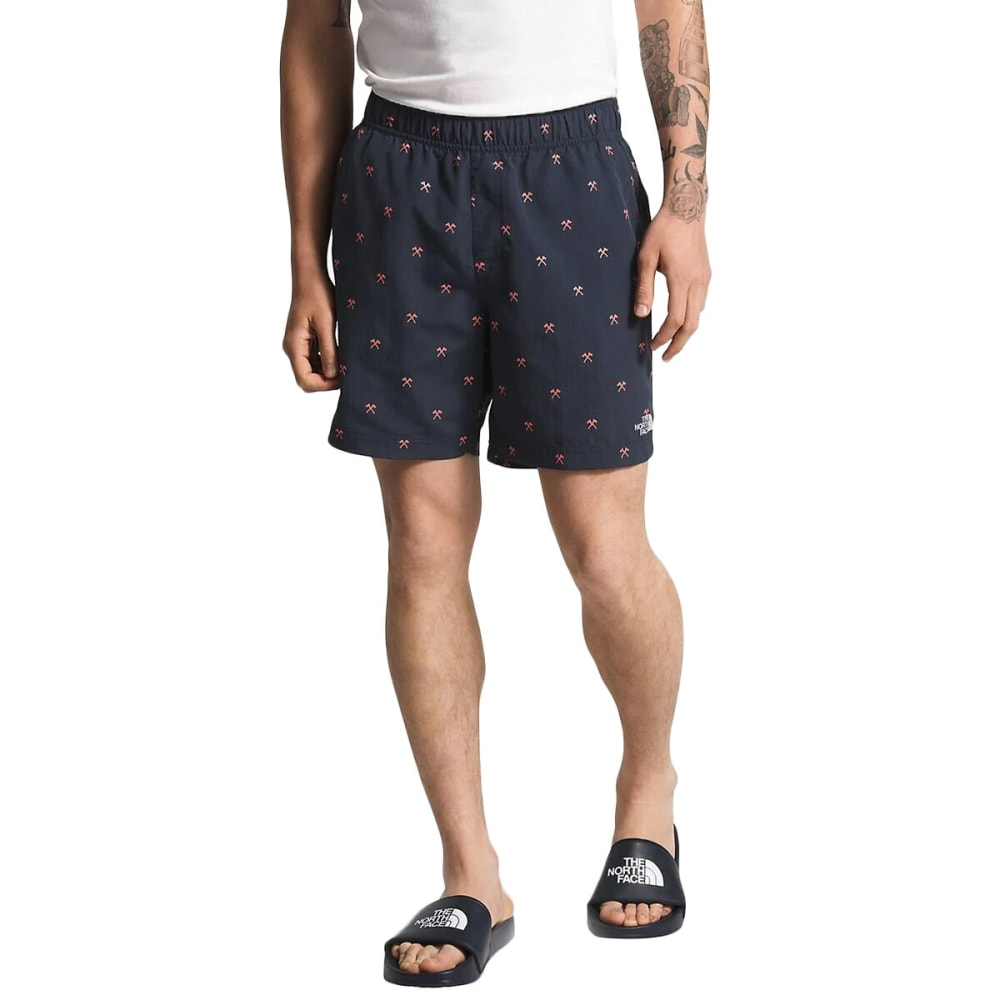 THE NORTH FACE Men's Class V Pull-On Trunks - 9SY-URBNAVY
