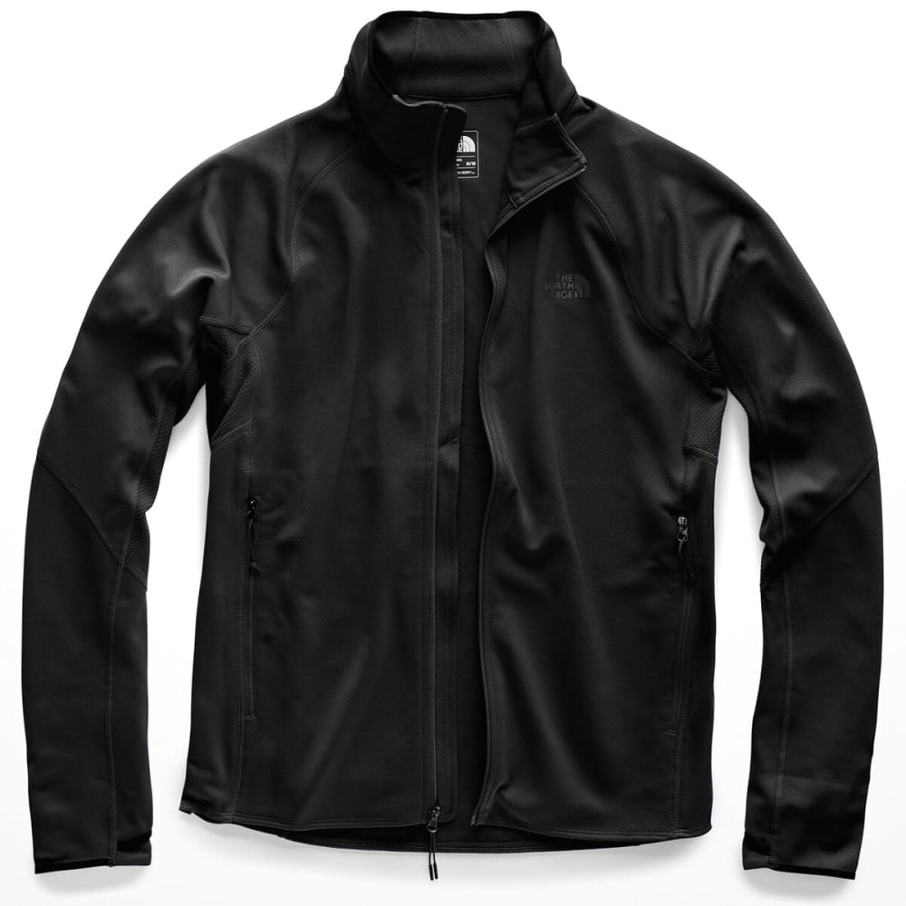 THE NORTH FACE Men's Purna Full-Zip Jacket - JK3-TNF BLK
