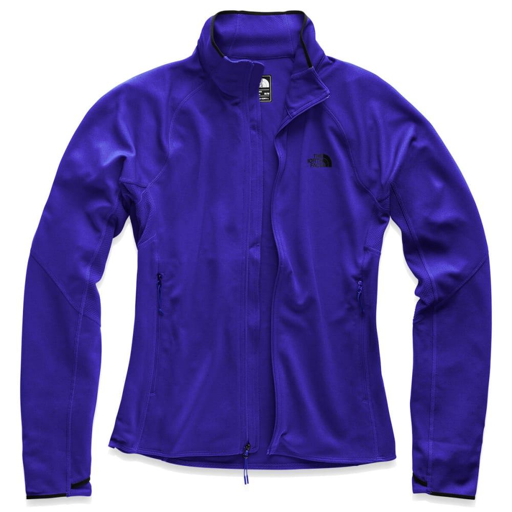 THE NORTH FACE Men's Purna Full-Zip Jacket - 5NX-AZTEC BLUE