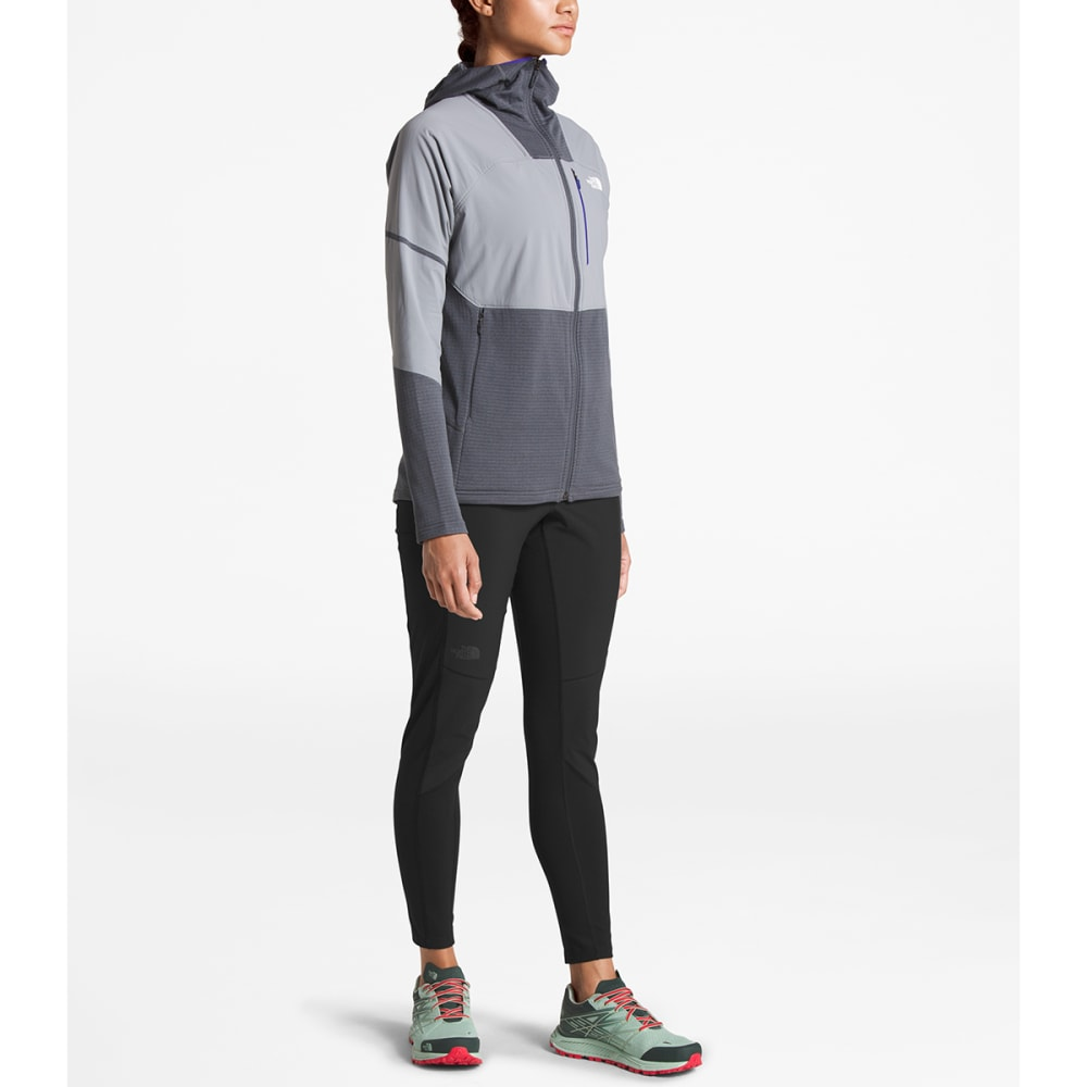THE NORTH FACE Women's Progressor Hybrid Tights - JK3-TNFBLK