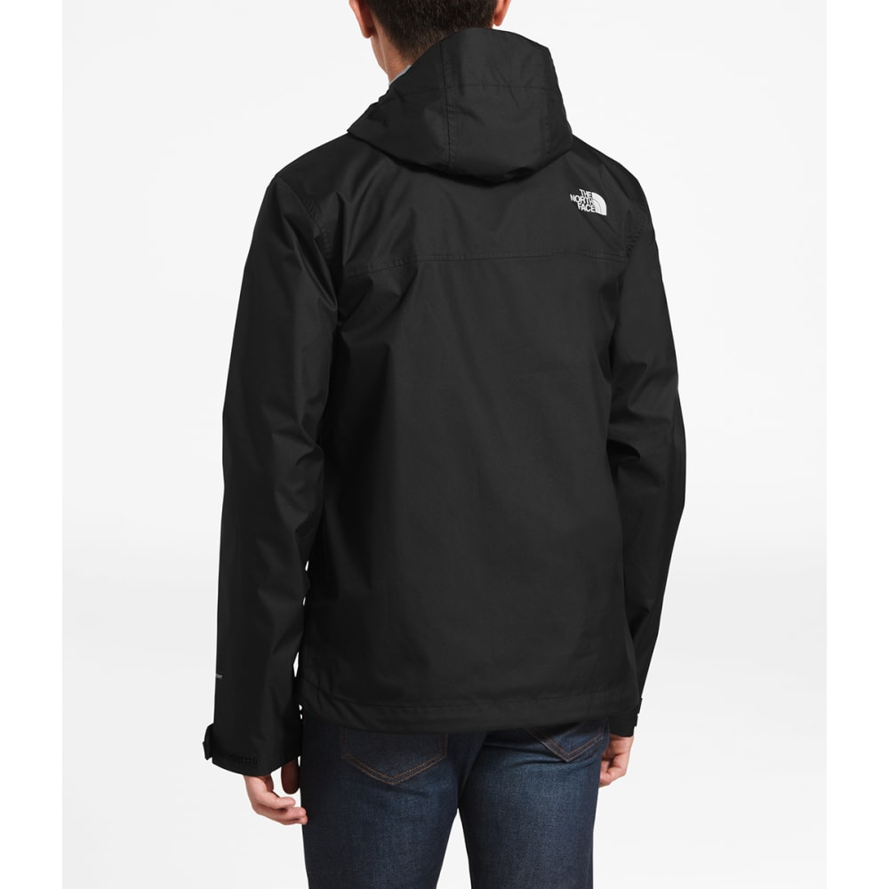 THE NORTH FACE Men's Millerton Jacket - AYH-TNFBK/HGR