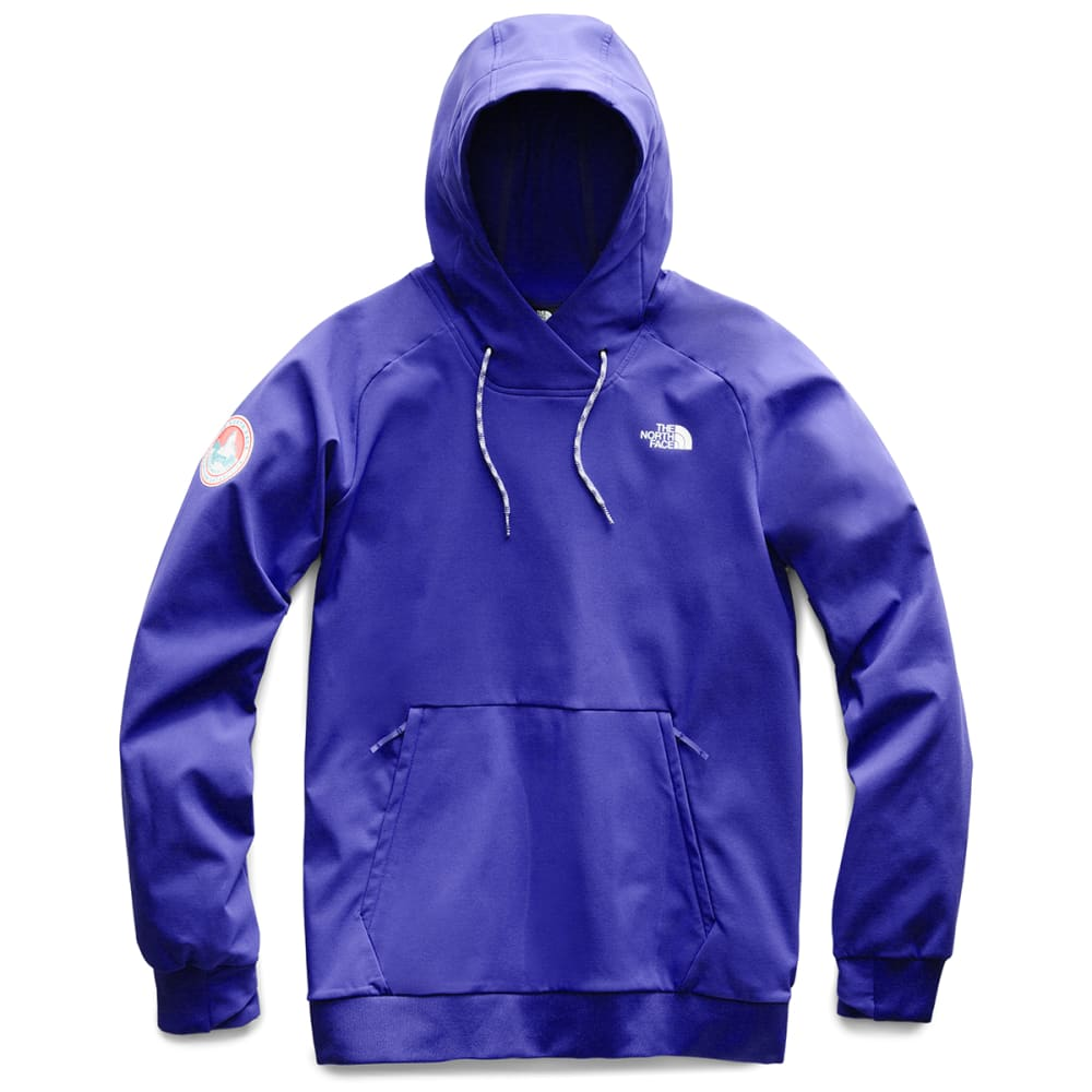 THE NORTH FACE Men's Tekno Logo Antarctica Hooded Pullover - BH2-INAUG BLU