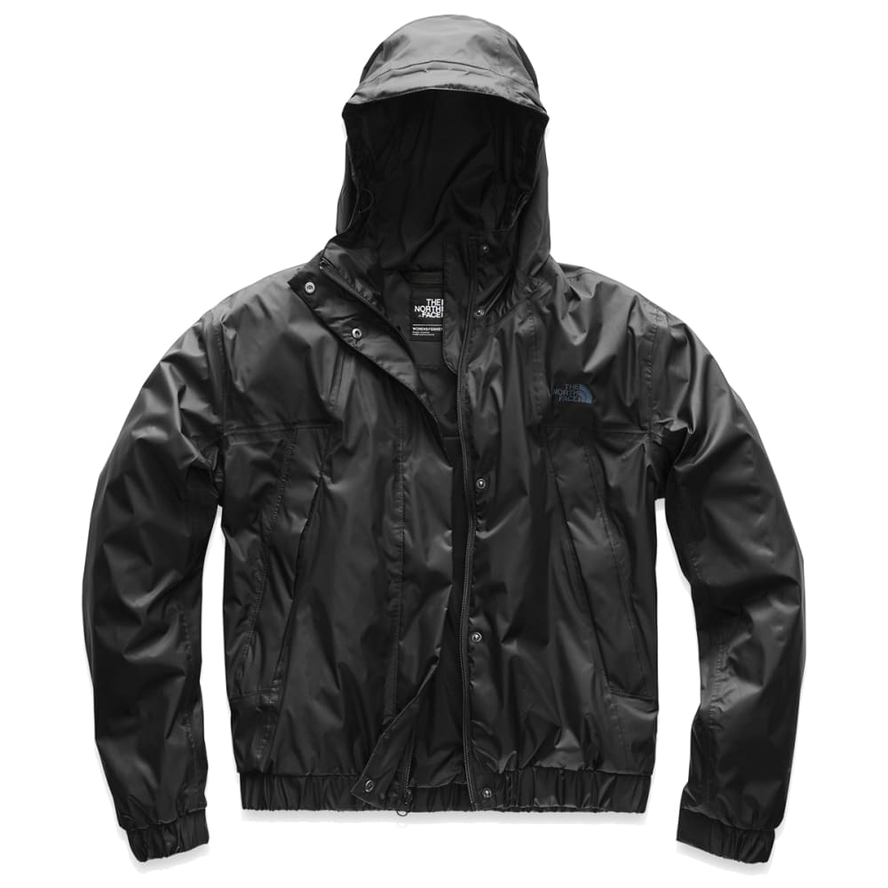 THE NORTH FACE Women's Precita Rain Jacket - JK3-TNF BLK