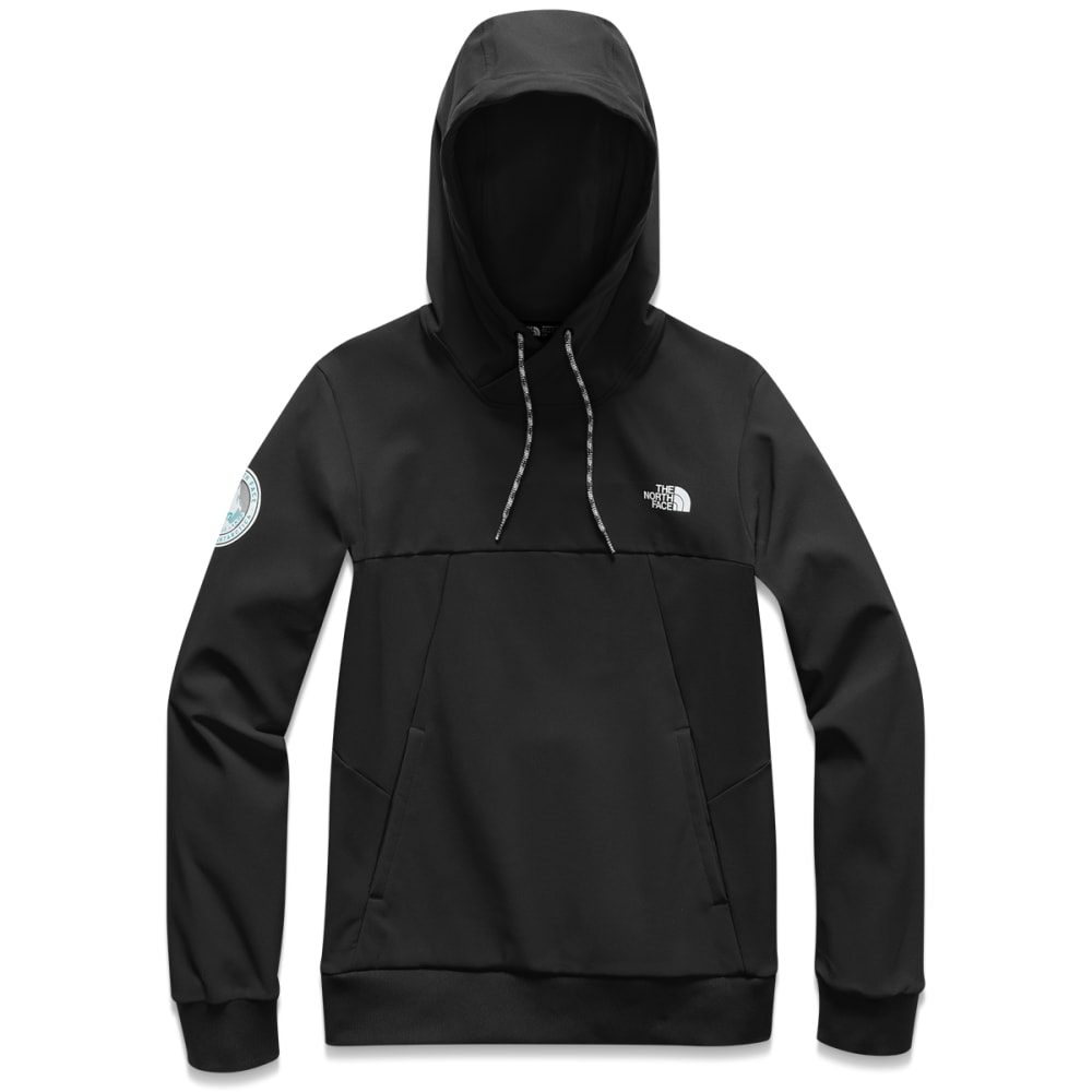THE NORTH FACE Women's Tekno Fresh Hoodie Pullover - JK3-TNF BLK