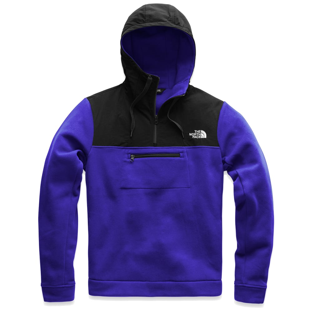 THE NORTH FACE Men's Rivington Pullover Jacket - 5NX-AZTECBLUE