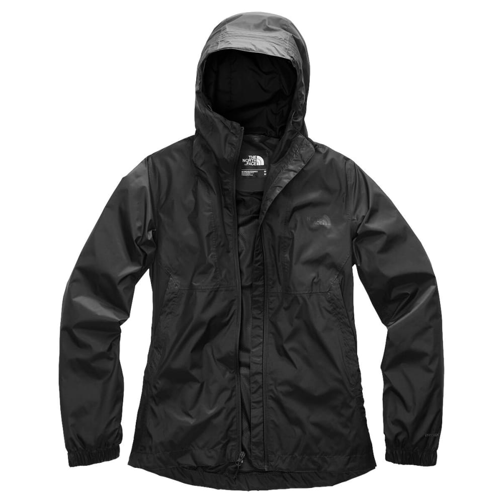 THE NORTH FACE Women's Phantastic Rain Jacket - JK3-TNFBLK