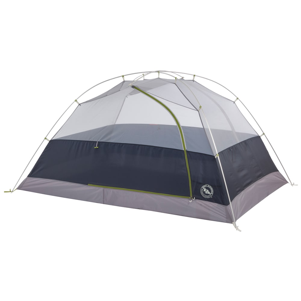 BIG AGNES Blacktail 3 Backpacking Tent - GREEN
