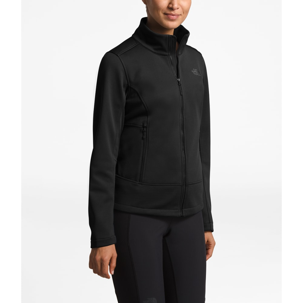 THE NORTH FACE Women's Apex Canyonwall Jacket - KX7-TNFBLK