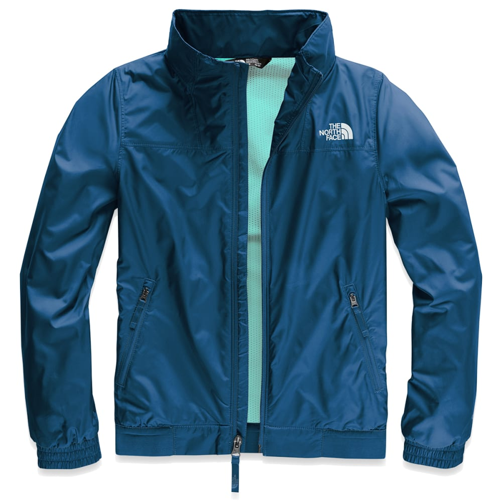THE NORTH FACE Girls'  Windy Crest Jacket S