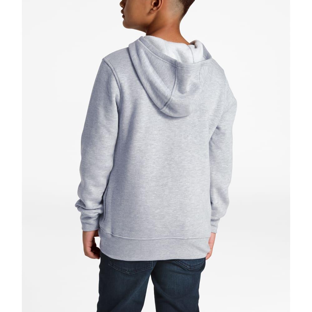THE NORTH FACE Boys' Logowear Pullover Hoodie - VPF TNF LT GREY