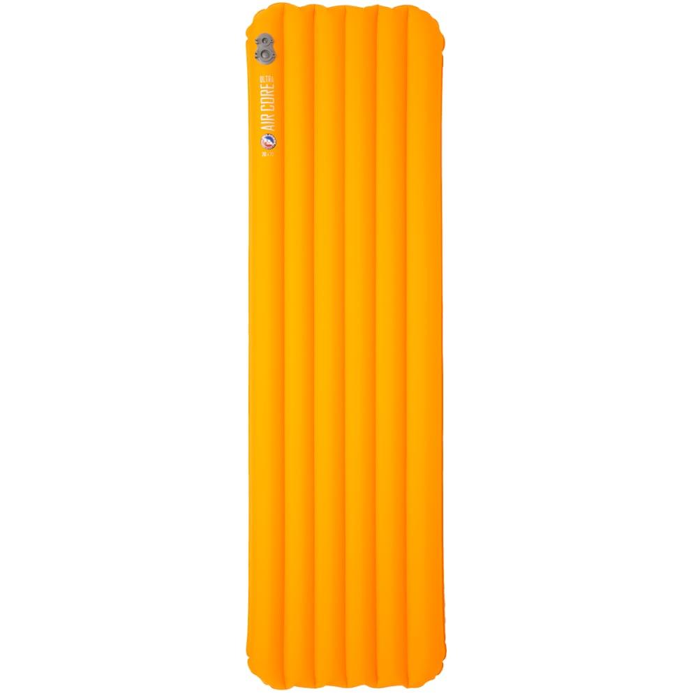 BIG AGNES Air Core Ultra Warm Weather Sleeping Pad - GOLD