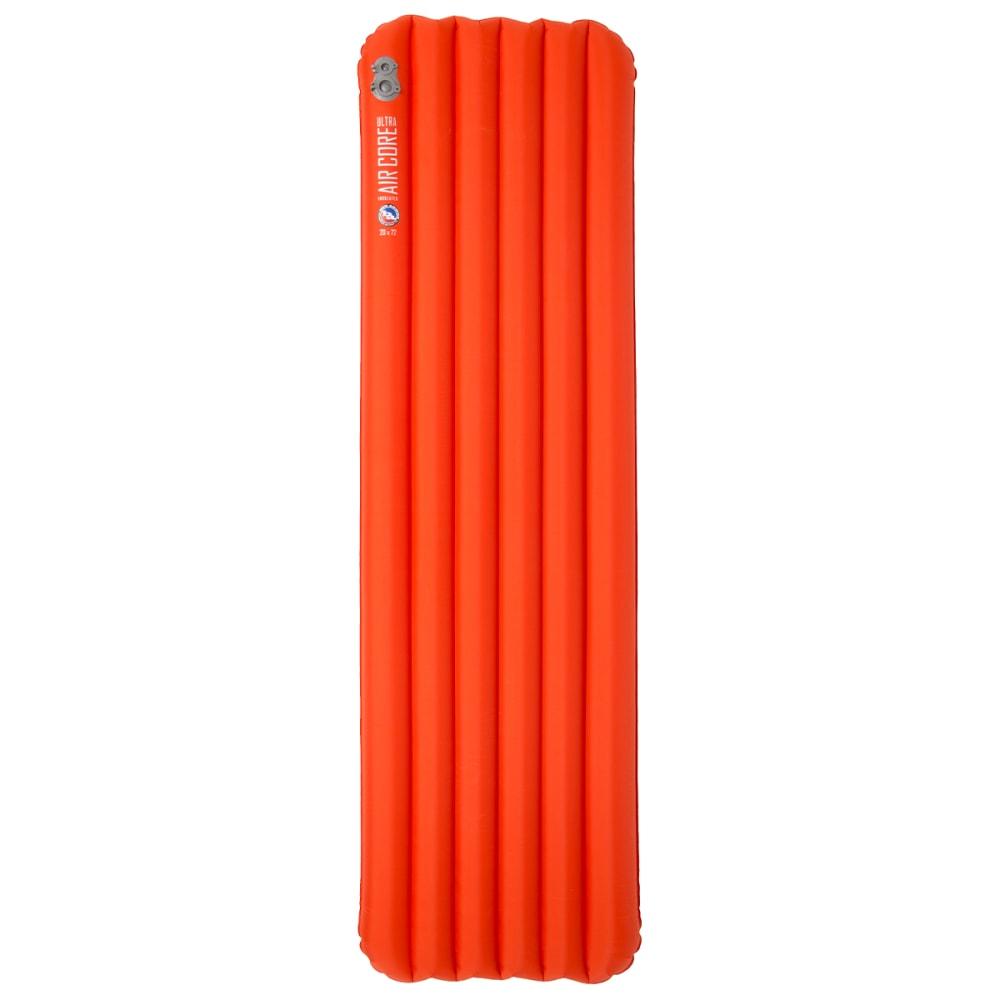 BIG AGNES Insulated Air Core Ultra Sleeping Pad - ORANGE
