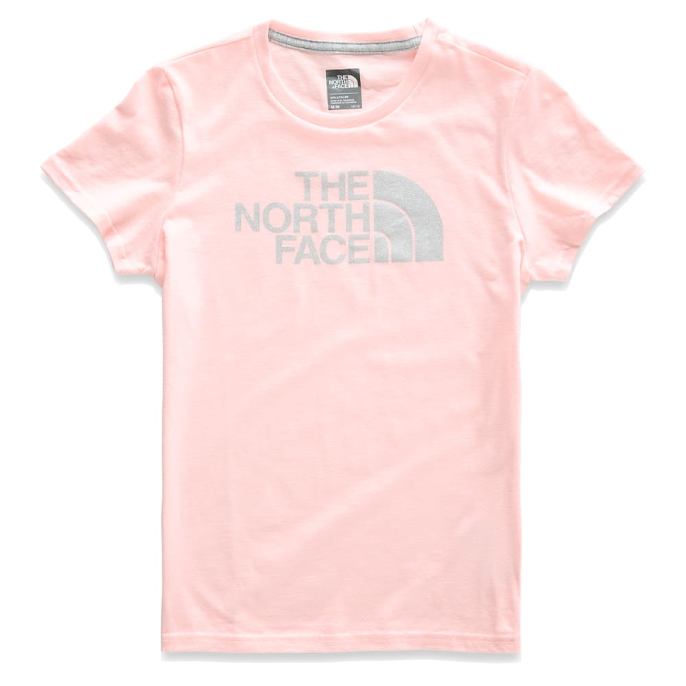 THE NORTH FACE Girls' Short-Sleeve Graphic Tee - 8ED PINK SALT