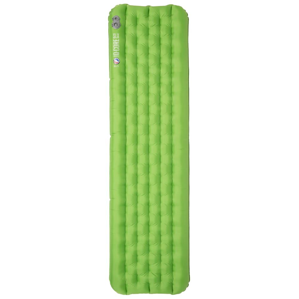BIG AGNES Insulated Q-Core SLX, Long - GREEN