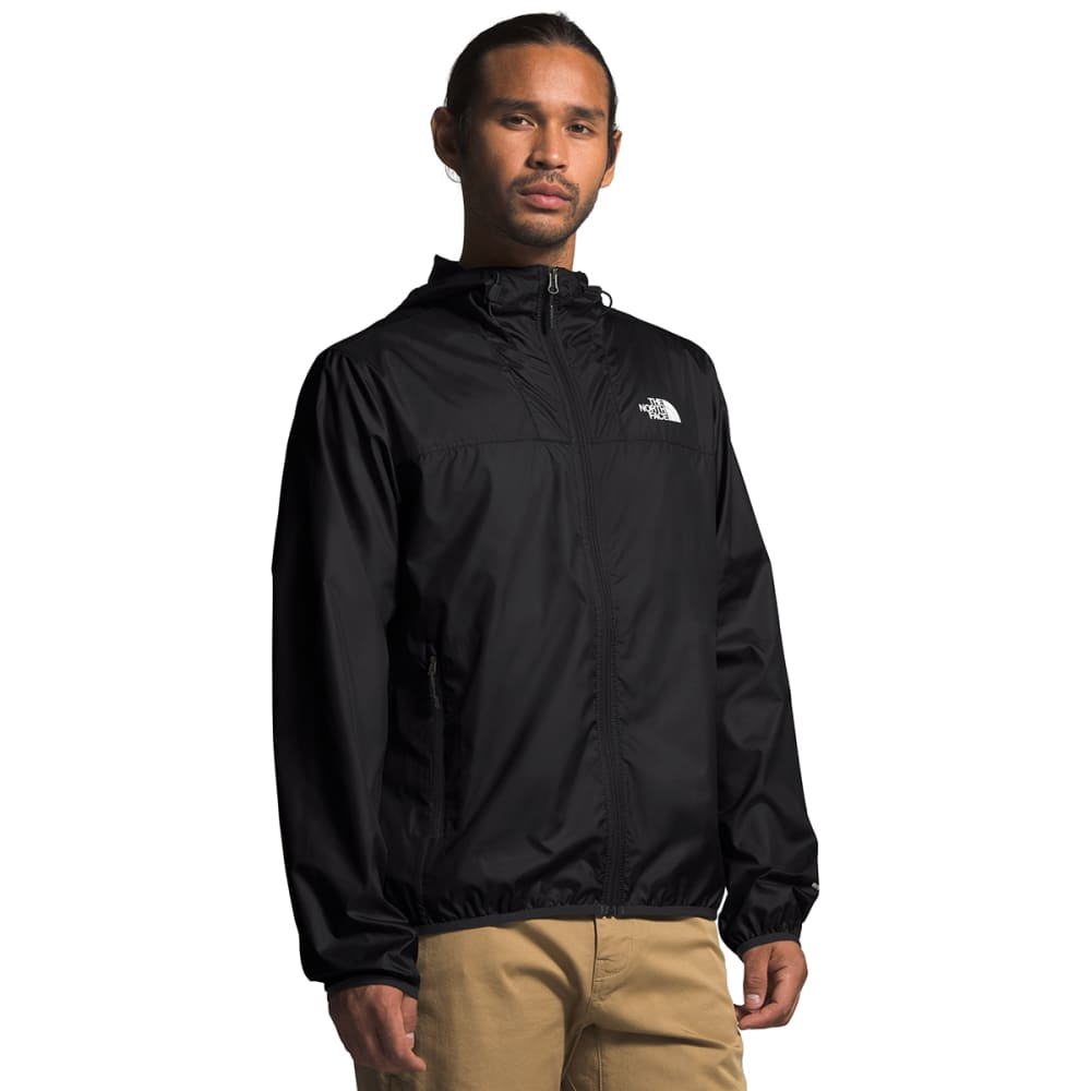 THE NORTH FACE Men's Cyclone 2.0 Hooded Jacket - KY4 TNF BLACK TNF WH