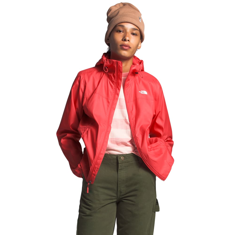 THE NORTH FACE Women's Cyclone Jacket - NXG CAYENNE RED