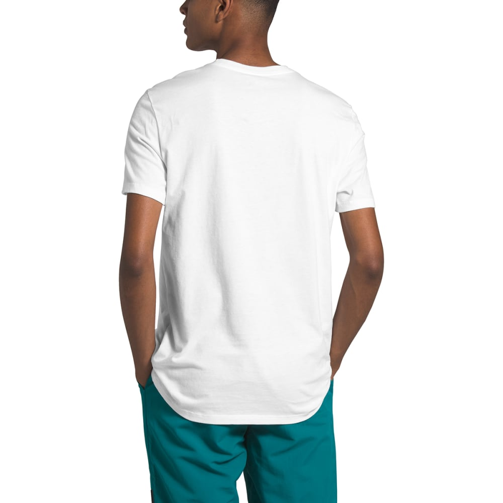 THE NORTH FACE Men's Short-Sleeve Half Dome Tee - FN4 TNF WHITE