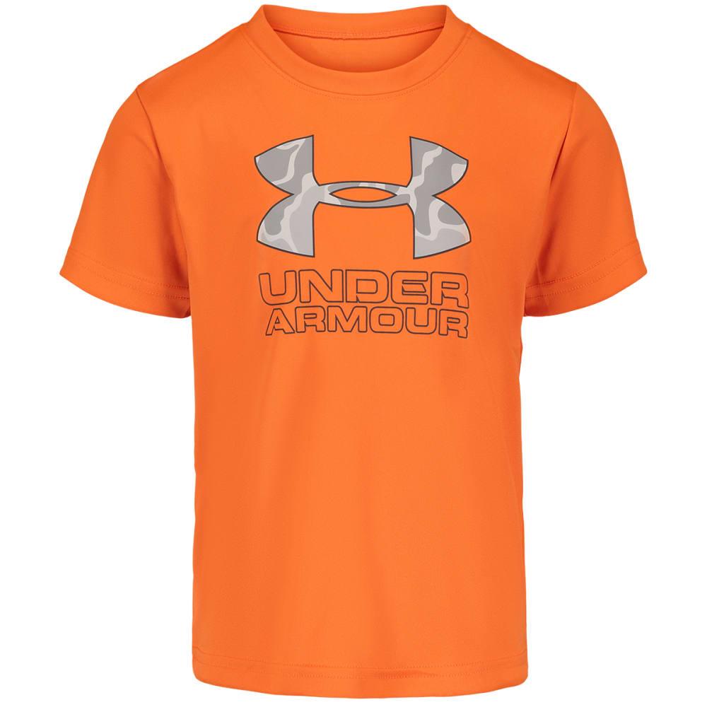 UNDER ARMOUR Boys' Diverge Logo Short-Sleeve Tee 5