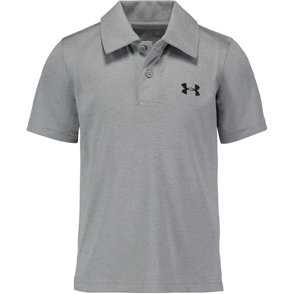 UNDER ARMOUR Boys' UA Match Play Twist Polo Shirt 6