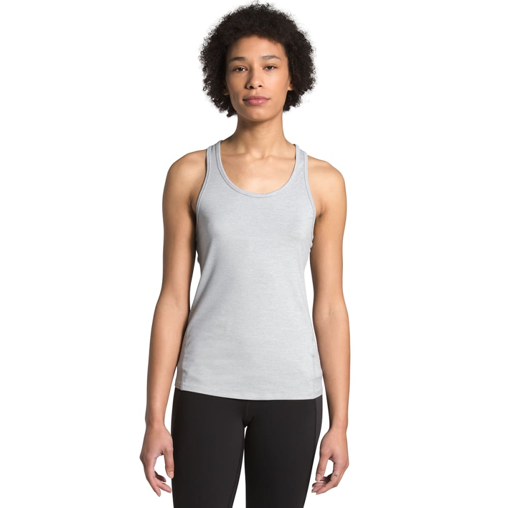 THE NORTH FACE Women's Essential Tank Top - DYX TNF LT GREY HTR